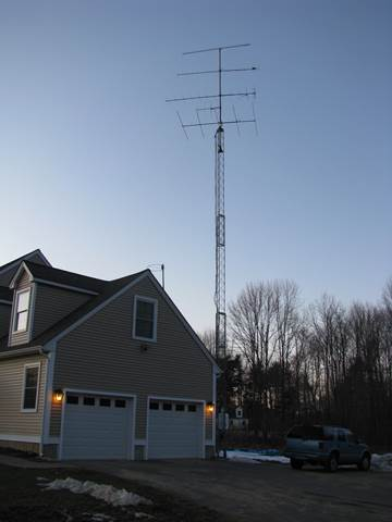 VHF Tower and Beams