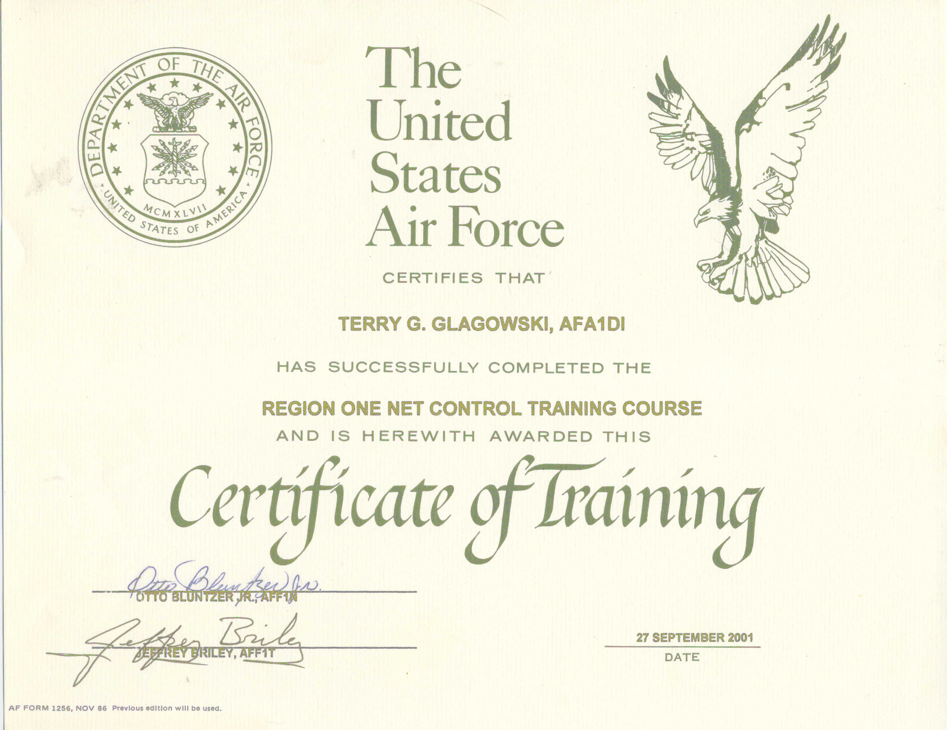 Af training certificate template images certificate design and usaf certificate training template gallery certificate design air force award certificate template choice image certificate sample alramifo Image collections